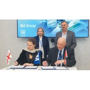 Министр экономики Грузии заинтересовалась ИТ-разработками IBA Group