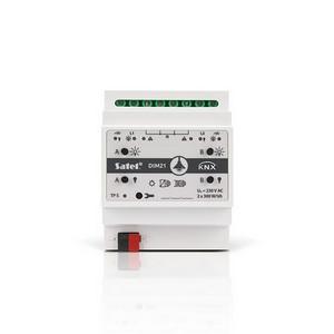 Новое от Satel: диммер KNX для управления освещением «Умного дома»