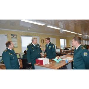 Начальник ЦТУ посетил смоленский Центр электронного декларирования
