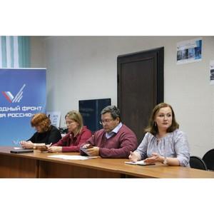 В Коми заработал проект ОНФ «Регион заботы»