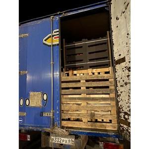 Смоленские таможенники задержали три транспортных средства