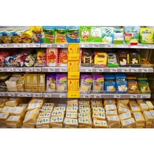 Cheese-to-go: полезные снэки в удобных подвесных дисплеях
