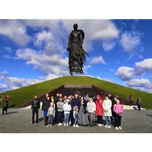 Росреестр почтил память советских солдат, павших на ржевской земле