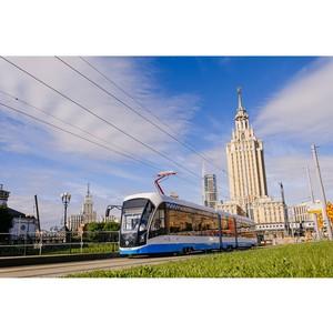«ПК Транспортные системы» поставит еще 114 трамваев в Москву