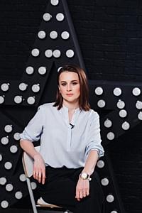 Алена Хмельницкая раскрыла свои секреты журналисту Шуре Искаковой