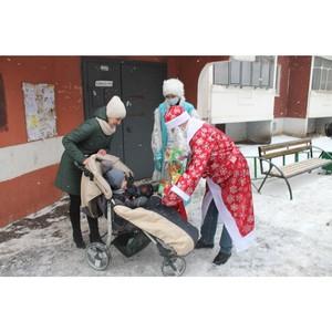 Мальчику с ДЦП из Саранска «Елка желаний» ОНФ подарила умного мишку