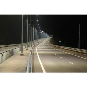 Цена замены дорожного освещения в Тульской области - 323 млн рублей