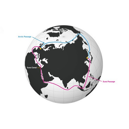 How the Northern Sea Route could affect global supply chains