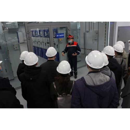 Воронежэнерго знакомит будущих энергетиков с современными технологиями