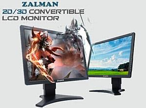 3D мониторы Zalman – новый мир стал доступнее!