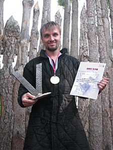 "Итоги турнира ""Кубок Гладиатора 2010"""