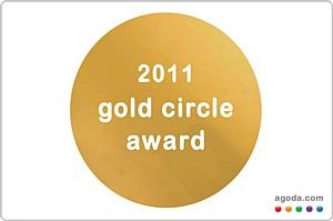 Gold Circle Awards 2011 - ��������� ����������� ������ �� Agoda.com