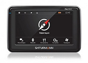 GPS ���������� Shturmann. ����� � MERLION