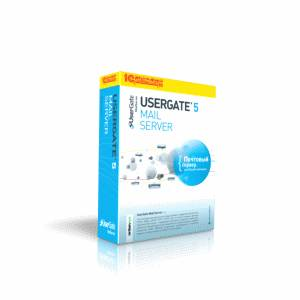 Entensys ��������� � ������ UserGate Mail Server 1.0