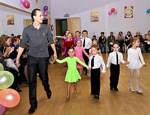 Танцевальные сборы: Новые надежды сезона