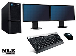 NLE Systems ������������ ����� ������� ������� ��� ������������ NLE WorkStation WSX64