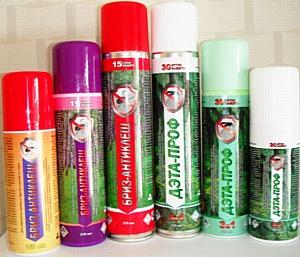 Что же выбрать для защиты от клещей, комаров и прочего гнуса?