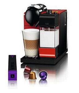 Nespresso представляет кофе-машину Lattissima+