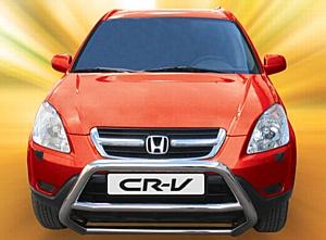 «Аркан Пульсар» указал путь к кроссоверу Honda CR-V