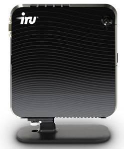 Nettop iRU 115  ION2 – ещё тоньше, ещё мощнее