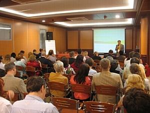 В Москве состоялся ежегодный Клиентский форум «БОСС-Кадровик – 2010»