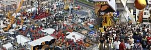 Выставка CONEXPO-CON/AGG 2011: лучшее предложение для посетителей