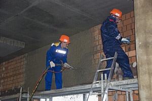 I выездные соревнования профессиональных строителей состоялись