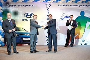 � Hyundai �������� ����� ����� � �����-����������