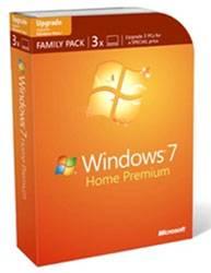 MERLION: Windows 7 для всей семьи - экономия более 50%