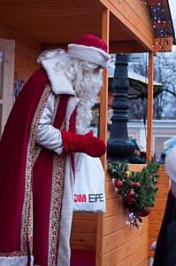 Более 1000 воспитанников детских домов Петербурга получили подарки