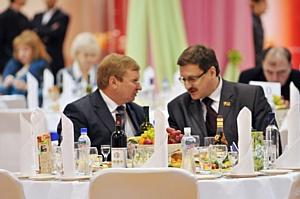 Деловой Прием предпринимателей России 5 марта 2011 года