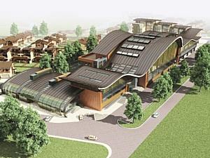 TWEED займется реализацией жилого комплекса «Олимпийская деревня Новогорск»