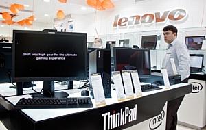 Компания Lenovo при поддержке агентства Fleishman-Hillard Vanguard объявили об открытии первого монобрендового магазина Lenovo в России