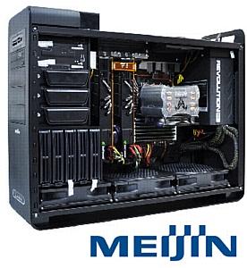 ���������� ������� ����������� Meijin �� ������� ������ NVIDIA GeForce GTX 480