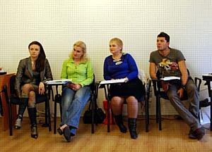 """В рамках партнёрского проекта ГК """"Golden Staff"""" и МИКИМ состоялся супервизионый семинар для практикующих коучей"""