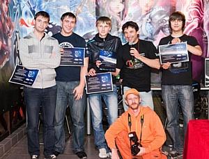 Подведены итоги отборочного тура WCG 2011 в Новосибирске