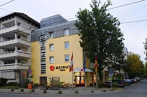 АЗИМУТ Отель Нюрнберг признан лучшим отелем города
