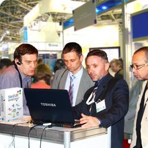 Компания Edgestile на выставке «Связь-Экспокомм-2011»