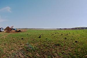 Начало межевых работ в дачно-коттеджном поселке «Никоновское»