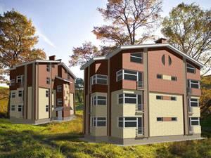 В Химках появится первый малоэтажный жилой комплекс