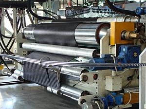 Корпорация ТехноНИКОЛЬ запустила новую линию по производству дренажных мембран PLANTER, мощностью 5 млн. кв. м. в год