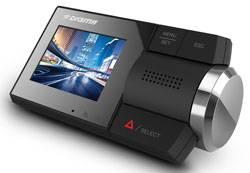 ���������������� Digma DVR-105G �� ���������� GPS-�������