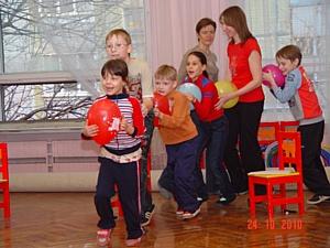 Семейный спортивный праздник «Веселые старты»