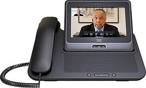Cisco анонсировала первый в своем роде планшетный компьютер с поддержкой видео высокого разрешения