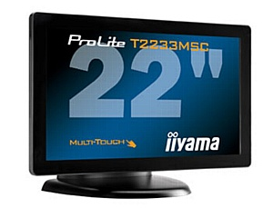 ������� iiyama ProLite T2233MSC � ��������� �������� Multi-Touch