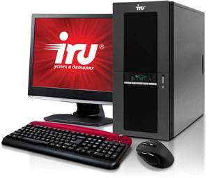 Новые модели ПК iRU на базе видеокарт NVIDIA GeForce GTX 460