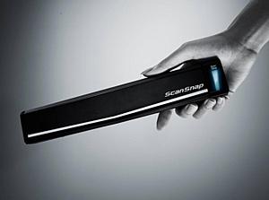 Fujitsu ScanSnap S1100 облегчает мобильное сканирование в «облачные» хранилища данных