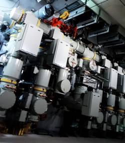 МЭС Юга завершили монтаж комплектного распределительного элегазового устройства 110 кВ на подстанции 110 кВ Ледовый Дворец