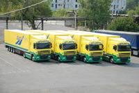 Российский перевозчик выбирает тягачи DAF