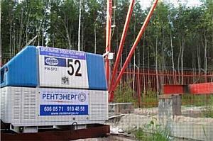 Ареда дизельных электростанций для вышек сотовой связи